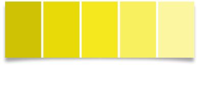 How to not screw up paint colors live your fun for Different yellow paint colors