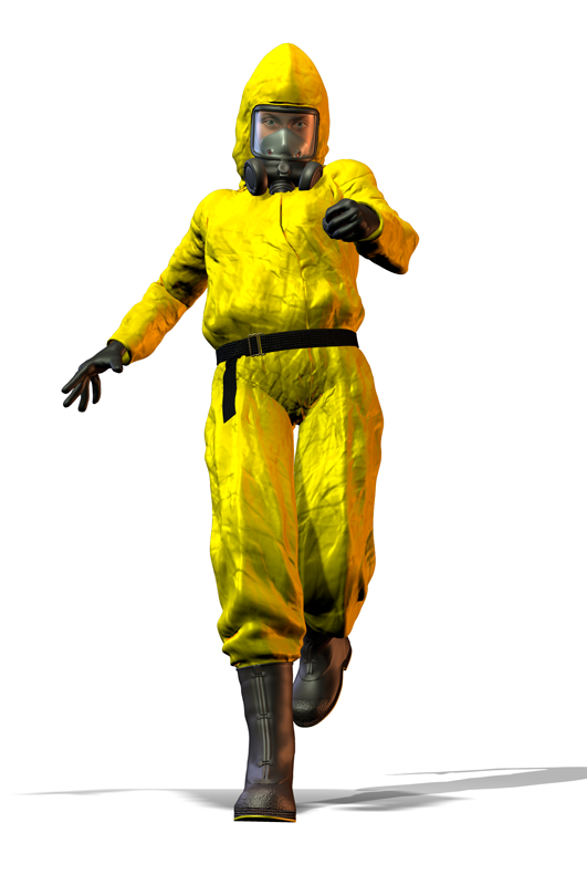 http://www.baronvonfoss.com/cheaper-than-a-hazmat-suit/