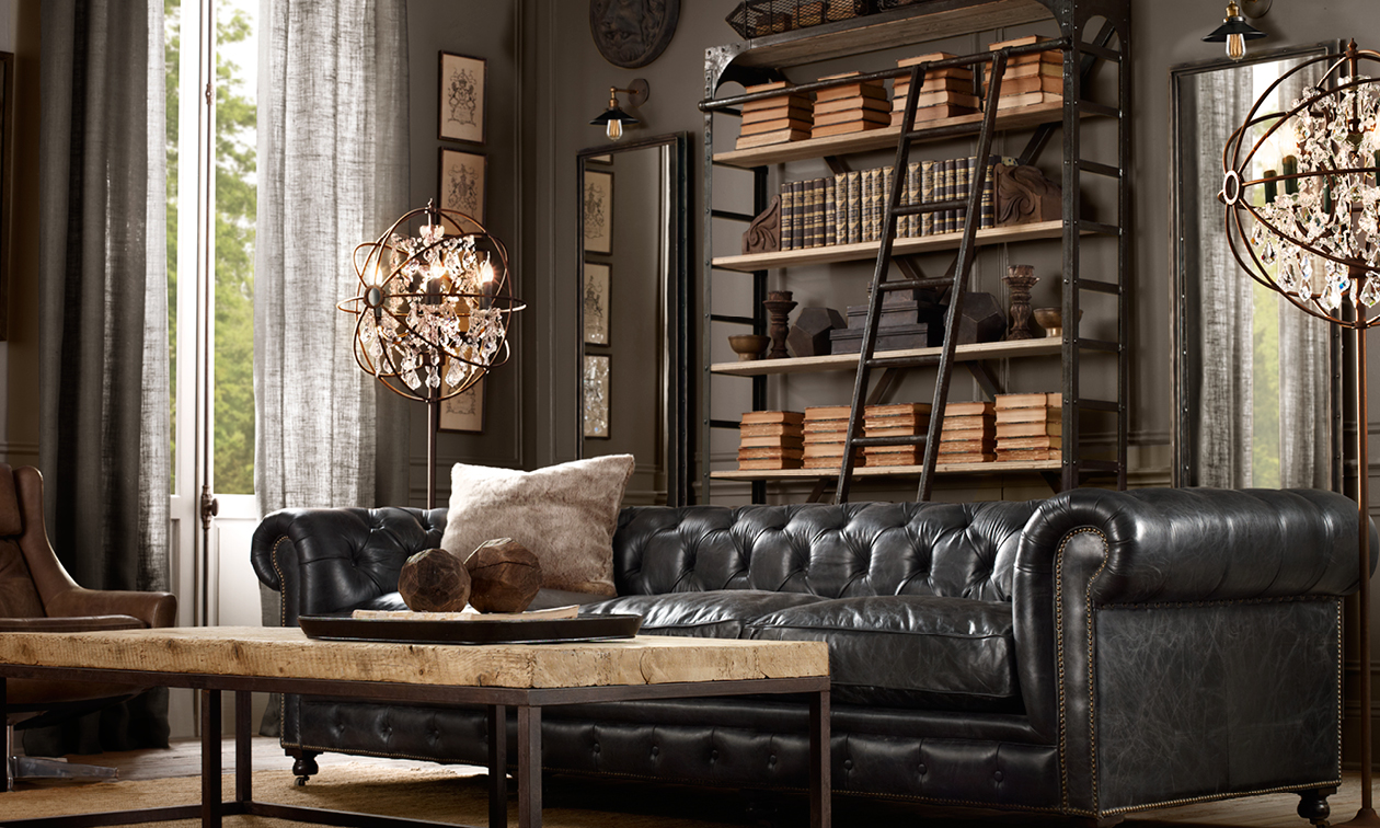 1-Restoration-Hardware-living-room-